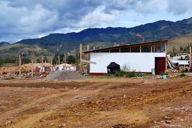 Se Iniciaron Trabajos De Construcci N Del Local