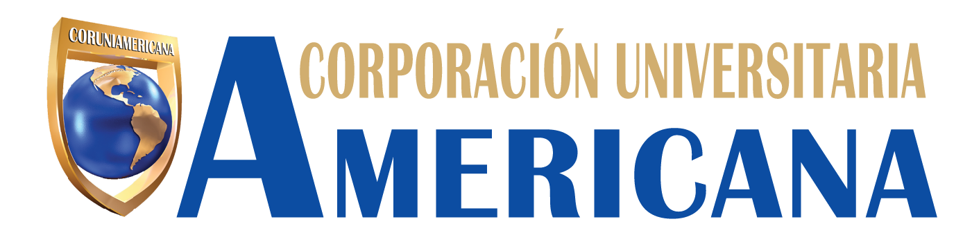 Logotipo Corporación Universitaria Americana big