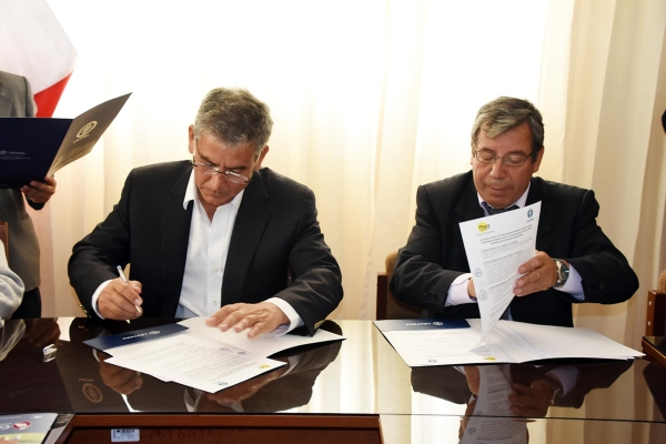 Regional Government of Piura and UNTRM sign agreement for genetic improvement