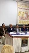 UNTRM dio inicio al I Congreso Internacional de Arte Rupestre