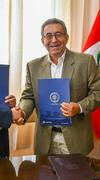 Untrm firma convenio con Perales Huancaruna S.A.C (PERHUSA)