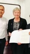 Untrm firma convenio con la Universidad de Granada